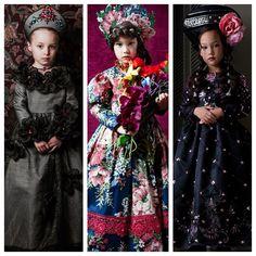 #платье #кокошник #красота #сказка #фантазия #kids #dress #fantasy #mydream #цветы #дизайнер #ренессанс #renaissance #beauty #darkbeauty #flowers #кукла #doll #платьеврусскомстиле #русскийстиль #russianstyle #kids #дети