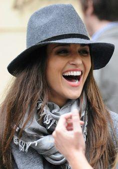 sombrero tendencia Paula-Echevarria Más Moda ... 49fc237db37