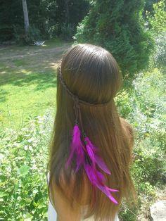 Hey, I found this really awesome Etsy listing at https://www.etsy.com/listing/192412178/feather-headband-boho-bohemian-native