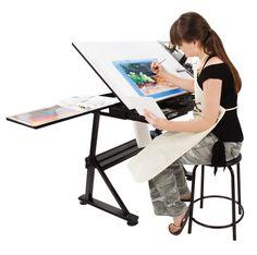 Soho Urban Artist Drawing and Drafting Table | A Lighting ...