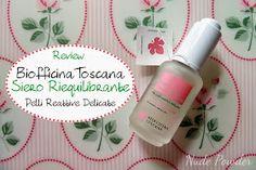 Skincare | Biofficina Toscana - Siero Riequilibrante #ecobio