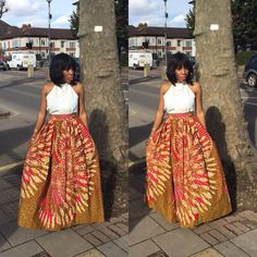 NEW Bonga Skirt van THEAFRICANSHOP op Etsy
