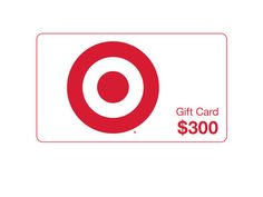Spring is here, so get all you need to get outside with this $300 Target gift card! Enter to win, here!