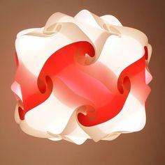 Smarty Lamps Retro Colour Pop Art Lampshade - Lisbet Pink Ceiling Pendant, Ceiling Lights, White Lamp Shade, Colour Pop, Ceiling Rose, Retro Color, Reception Rooms, Light Fittings, Shape Design