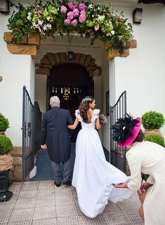 La boda de Silvia en Bilbao #bodas #vestidos