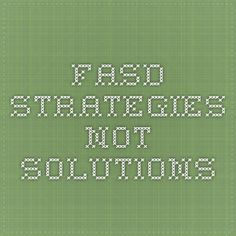 FASD Strategies not Solutions---This is the best booklet of strategies that I've found so far.