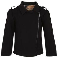 Black Milano Jacket