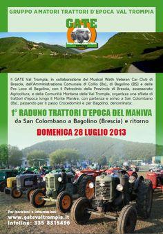 1 Raduno Trattori dEpoca del Maniva a Bagolino http://www.panesalamina.com/2013/11614-1-raduno-trattori-d-epoca-del-maniva-a-bagolino.html
