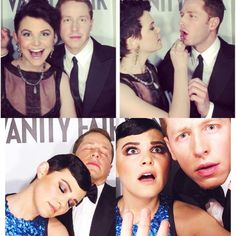 LOVE these 2! They seriously NEED to get married! If they ever broke up, pls god no, I'll probably be more heart broken than Ginny or Josh!