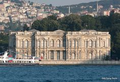BEYLERBİ PALACE--a former summer home of the ottoman sultants. located on the asian side of the bosphorus. istanbul,turkey.