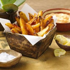 Let's #taco 'bout it! Check out this taco #fries recipe!