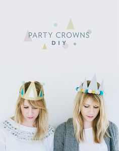 Birthday Party Crown