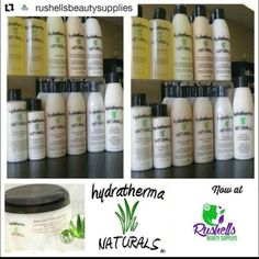 💥To our awesome customers in BERMUDA! 💥You can purchase your Hydratherma Naturals products at Rushell's Beauty Supply @rushellsbeautysupplies P.O.BOX 484 Devonshire -Bermuda! 👍🏾Be sure to stop in....they carry all of our best sellers! Find a Retail location near you selling Hydratherma Naturals at www.HydrathermaNaturals.com ❤️ #Hydrathermanaturals #hydratherma