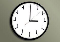 tautology clock