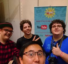 Met some YouTubers #Sitc2017 learnt some new tricks had many beers and just good fun