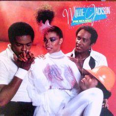 MILLIE JACKSON - For Men Only (Spring SP-1-6727) Vinyl   Music