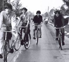 On May 3, 1965 The Beatles spent the day filming for their upcoming ...