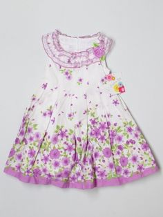 I love this Jessica Ann Special Occasion Dress 3T!