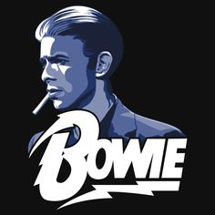David Bowie The Thin White Duke