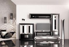Elemento para cerrar la composición: altillo hueco - Franco Furniture - Serik 11