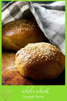 Healthier whole wheat burger buns can be yours for your next burger dinner and belive me it's worth it. We have lots of burgers on our Fresh Families meal plan, from delicious veggie burgers to leaner beef burgers to fish burgers, we know how much families love burgers and now you can make your own healthy buns. #pareve #appetizer #burger Fish Burger, Burger Buns, Beef Burgers, Veggie Burgers, Family Meal Planning, Family Meals, Food Terms, 5 Ingredient Recipes, Fourth Of July Food