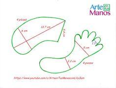 Arte en Tus Manos con Lili y Sam: Gnomo Navideño Paso a Paso en Paño lency (Fieltro) Christmas Elf, Blog, Chart, Map, Pattern, Avatar, Truths, Wedding Glasses, Christmas Projects