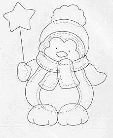 Embroidery patterns for baby templates 21 Ideas for 2019 Christmas Applique, Felt Christmas Ornaments, Christmas Sewing, Christmas Embroidery, Christmas Stockings, Christmas Colors, Christmas Art, Motifs D'appliques, Theme Noel