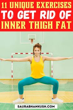 I do these 11 exercises and tips to lose inner thigh fat, and my family my brother and my sister both use these tips. These exercises takes me 20 minutes and I do them 4 times in a week. Leg Exercises, Facial Exercises, Lose Thigh Fat Fast, Inner Thigh Muscle, Tone Thighs, Ripped Body, Thigh Muscles, Anti Aging Facial, Stubborn Fat