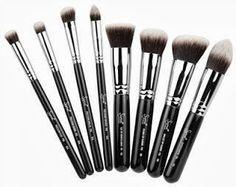 Makeup - ¿En qué gastar y en qué ahorrar?  Sigma Brushes