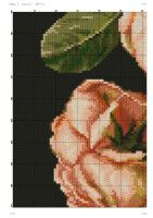 Gallery.ru / Фото #12 - 16 - TATO4KA6 Renoir Paintings, Cross Stitch Flowers, Pretty Flowers, Embroidery Patterns, Plant Leaves, Album, Cross Stitch Pictures, Sunflowers, Roses