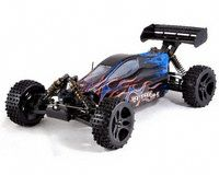 Redcat Racing Rampage XB-E 1/5 Scale 4wd Electric Buggy w/Two 3S LiPo & 2.4GHz Radio System