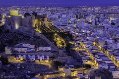 Atardecer, Almería by Agustín García - Photo 122341055 / 500px