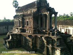 By now I've advised you like 50 times that if you're going to visit Angkor Wat you should allow a really long time to see it thoroughly. Cambodia Travel, Angkor Wat, Beautiful