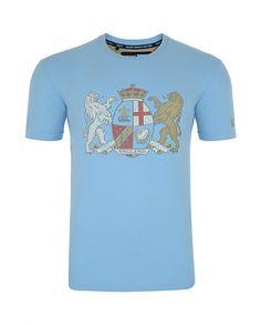 Mens clothing RWC 2015 - Coat Of Arms T-Shirt