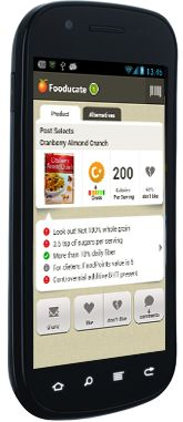 Best App to Healthify your supermarket choices!