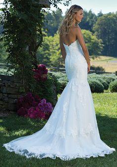 Sincerity Bridal 3988 Mermaid Wedding Dress