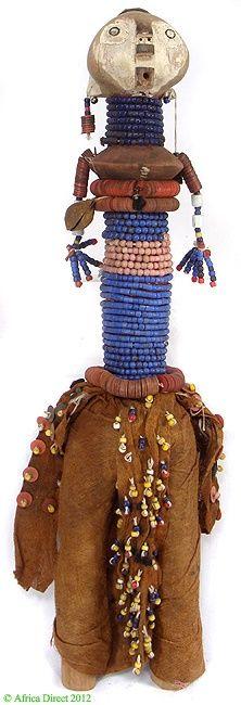 Omdurman/Baggara Doll, Africa