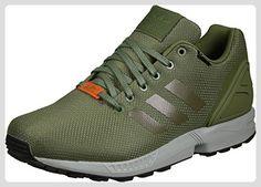 buy online b7c86 90c74 adidas ZX Flux GTX Schuhe cargo orange grey - Sneakers für frauen (