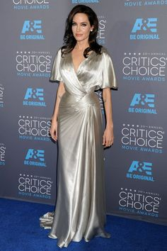 See all the Critics' Choice Awards the red carpet at the annual film awards in LA