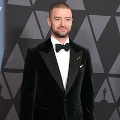 Justin Timberlake in TOM FORD at the 9th Annual Governor's Awards in Los Angeles. #TOMFORD
