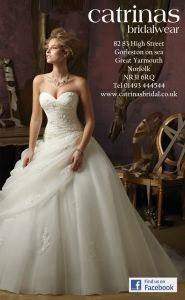 Catrinas Bridalwear | Wedding Dress Shop | Norfolk | Gorleston |