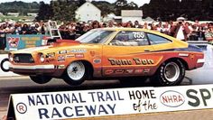 photos of dyno don nicholson's mustang | Thread: Early Pro Stock FOMOCO
