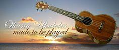 Ohana Ukuleles were made to be played!