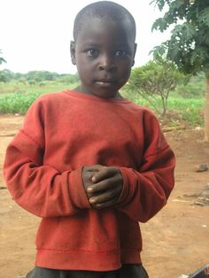 Young Chanda. #africa #children