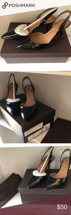 ebfac749fd3 Elie Tahari Westley Slingback Pump Black - Size 8  BRAND NEW IN BOX   NEVER