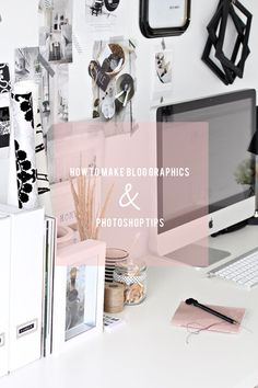 how to make blog graphics & photoshop tips {and there's a #GraphicStock giveaway}
