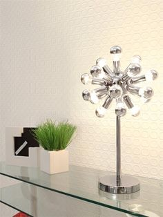 Pulsar 18 Light Table Lamp in Chrome  - Homeclick Community