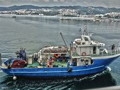 kavala Greece | Flickr - Photo Sharing! Greece Travel, Boat, Greece, Dinghy, Greece Vacation, Boats, Ship