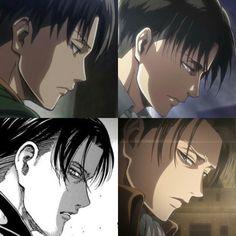 Image about anime in Attack on Titan 🧟♂️ by userXXXT Me Me Me Anime, Anime Love, Anime Guys, Manga Anime, Ereri, Levihan, Levi Ackerman, Eren E Levi, Rivamika