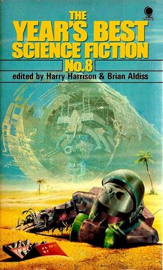 the year´s best science fiction no8